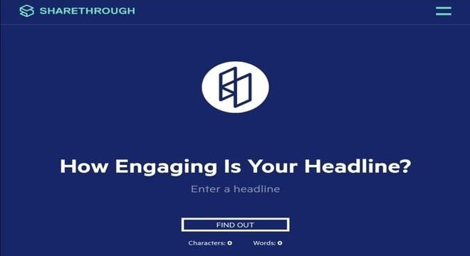 Headline tool